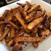Almond Butter Butt-Nut Fries