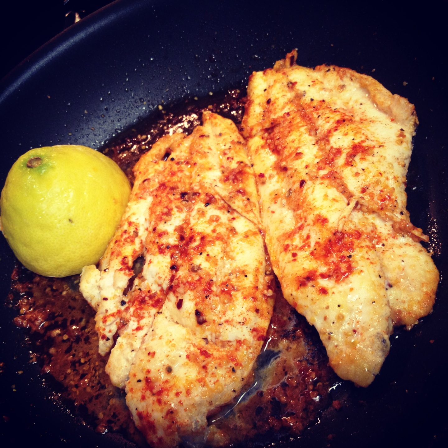 3 Ingredient Catfish