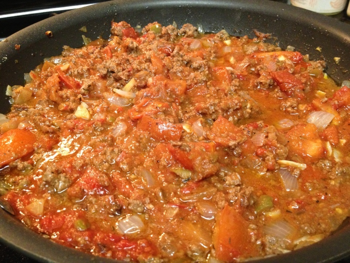 Paleo Catwon Meat Sauce