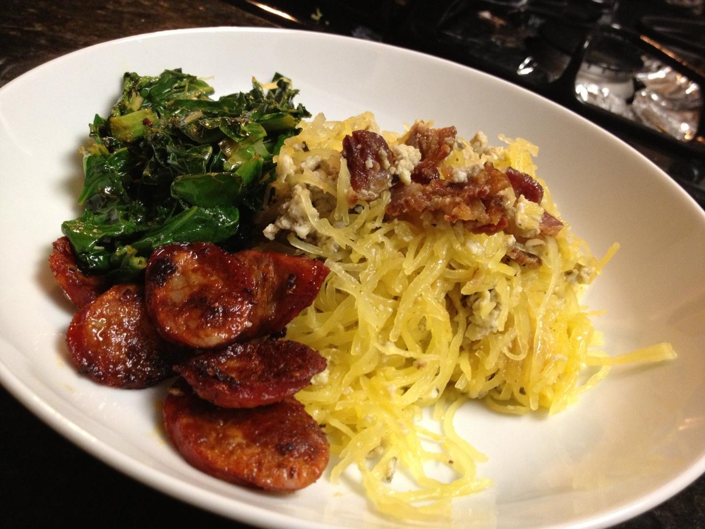 Paleo Catwon - Paleo Parents' Spaghetti Carbonara