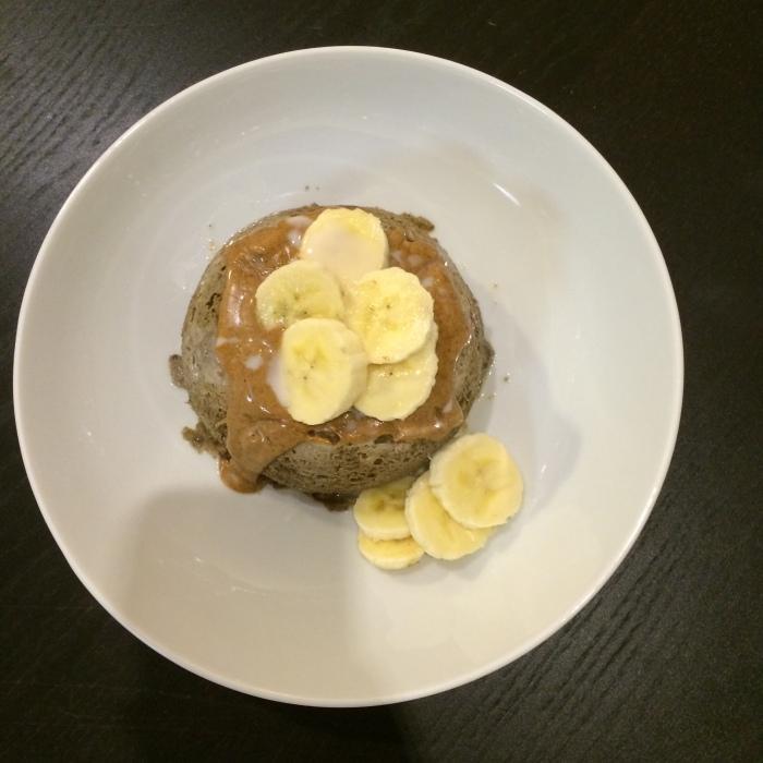 Paleo Catwon - Coconut Flour Chocolate Mug Cake