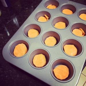 Paleo Catwon Egg Muffins