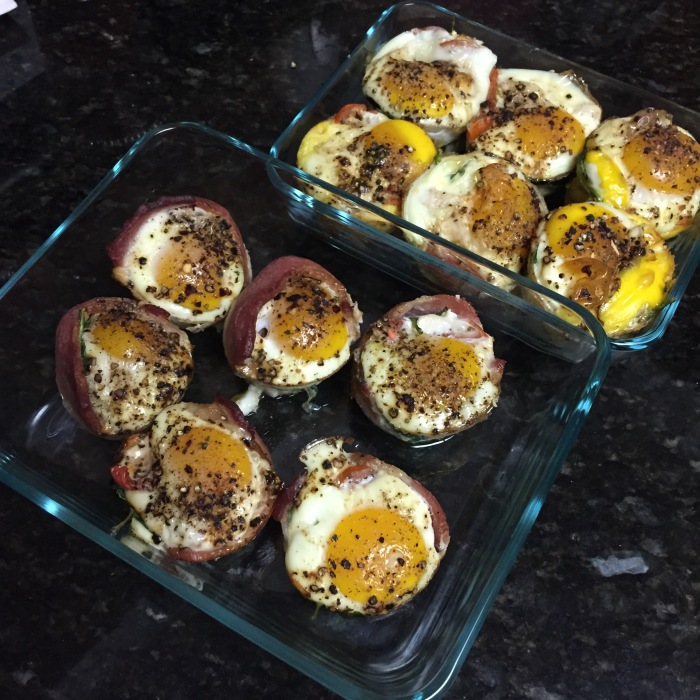 Paleo Catwon Egg Muffins