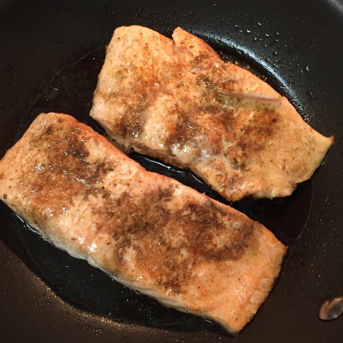 Paleo Catwon Salmon