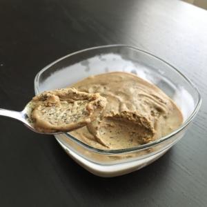 Paleo Catwon Coffee Ice Cream