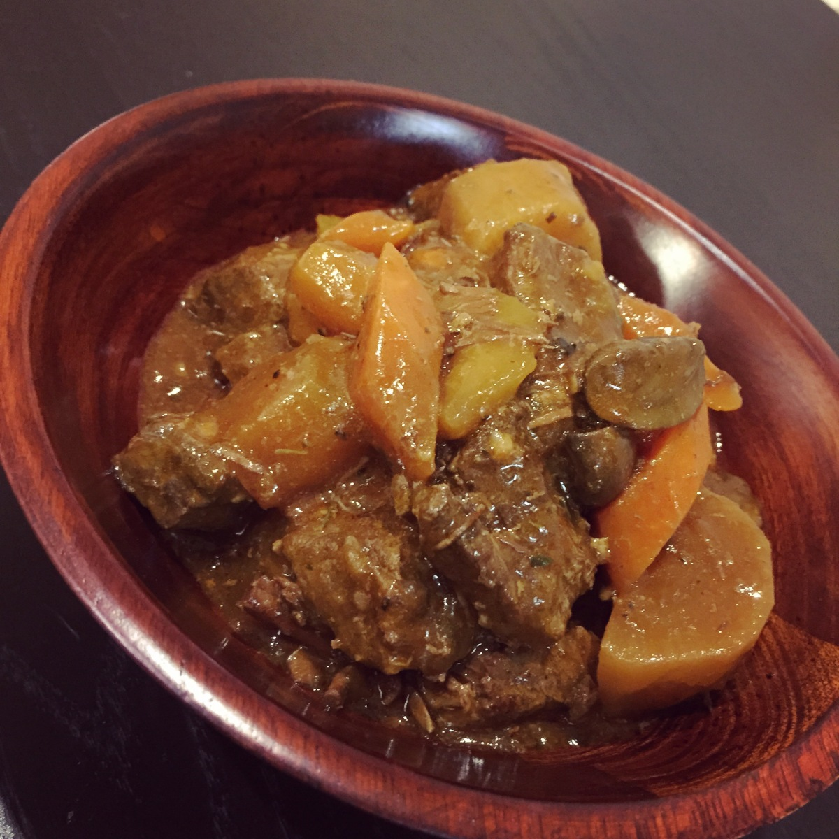 Slowcooker Beef Stew