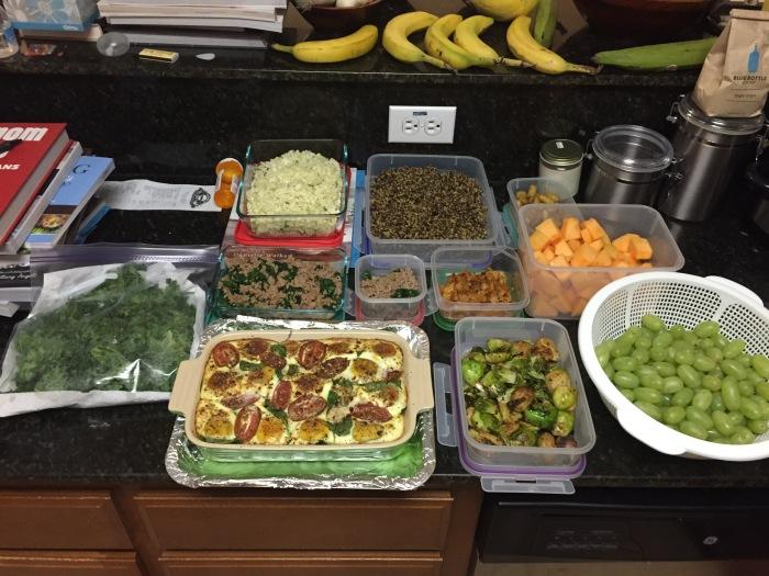 Paleo Catwon Food Prep