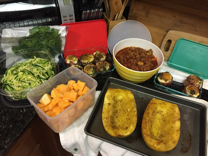 Paleo Catwon Meal Prep